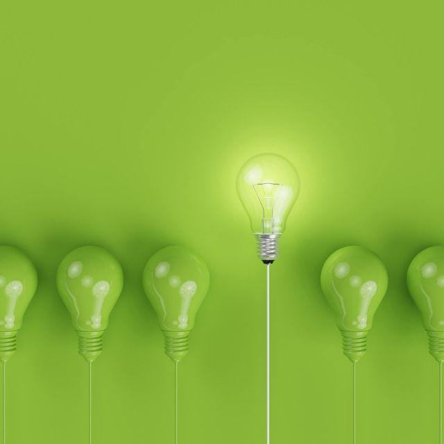 Glühbirne - Idee für ein gesundheitsförderndes Projekt?