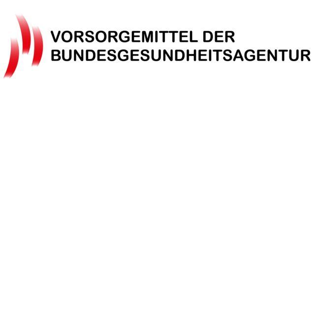Vorsorgemittel der Bundesgesundheitsagentur-Logo